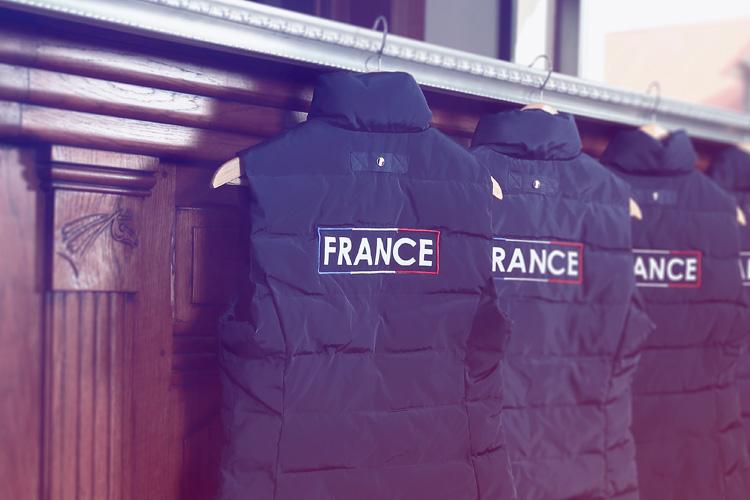 Excellence sportive française, équipes de france